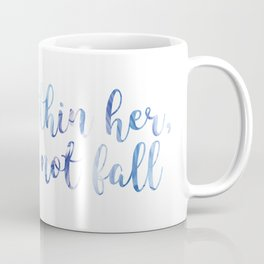 Psalm 46:5 - God is within her Coffee Mug