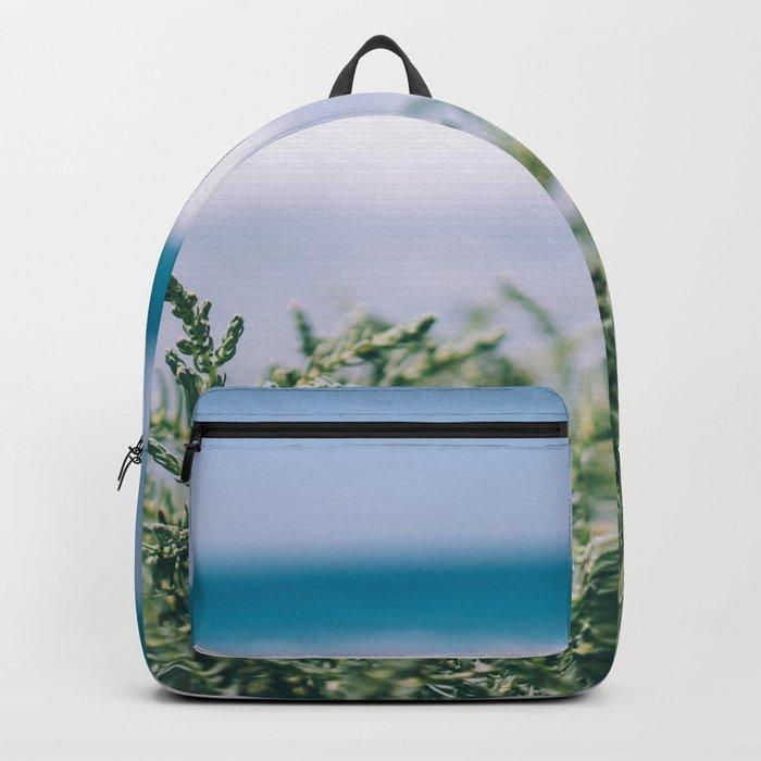 Ocean Dune Garden Backpack