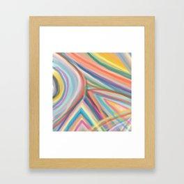 Inside the Rainbow 11 Framed Art Print
