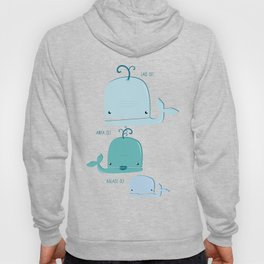 whale family Hoody