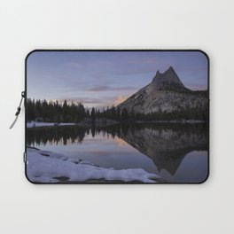Cathedral reflections - Church in the Sierra Laptop Sleeve
