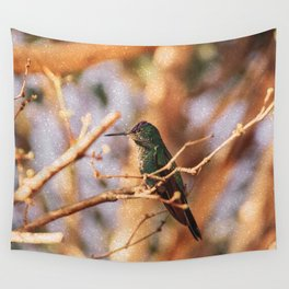 Bird - Photography Paper Effect 004 Wall Tapestry