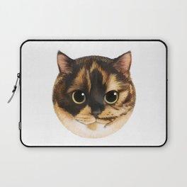 Round Cat - Lang Laptop Sleeve