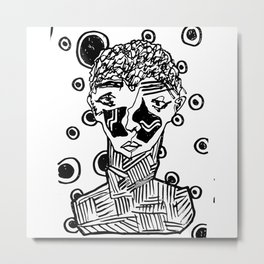 spots Metal Print