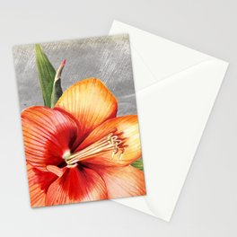 Macro Flower #5 Stationery Cards