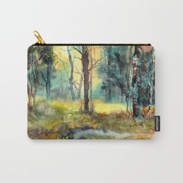 The Torrent Through The Trees Carry-All Pouch