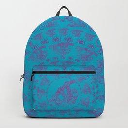 Sloth Illustration Backpack