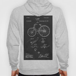 Bicycle 1889 Patent Cycling Hoody