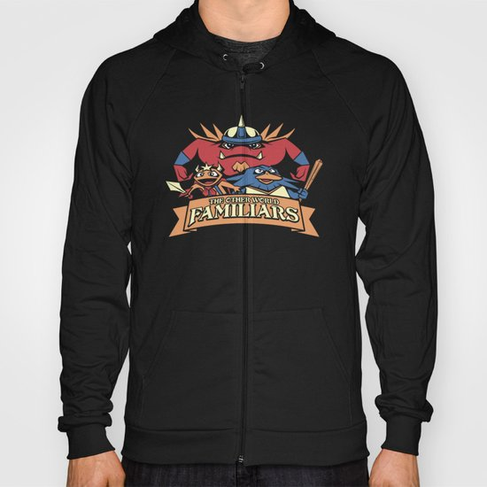 The Other World Familiars Hoody