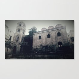 the San Cataldo chruch Canvas Print