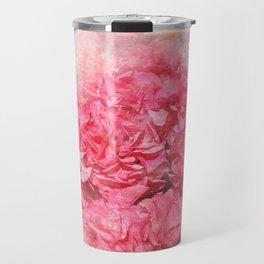 Pink bloom Travel Mug
