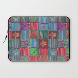 Boho Patchwork Laptop Sleeve