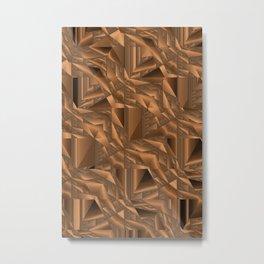Abstract 356 Metal Print