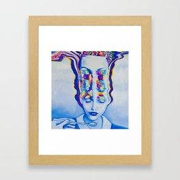 Spoonful of Sugar Framed Art Print