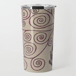Music Spiralling Travel Mug