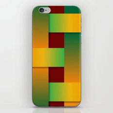 Autumn Transitions iPhone & iPod Skin