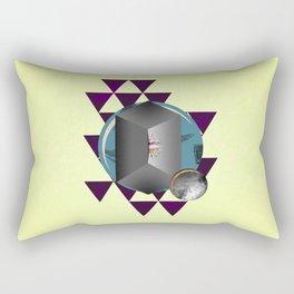 The Fold Rectangular Pillow
