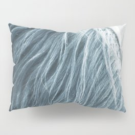 Horse mane photography, fine art print n°1, wild nature, still life, landscape, freedom Pillow Sham