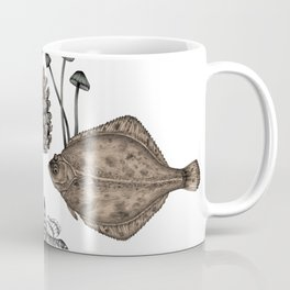 Vintage nature dreams. Coffee Mug
