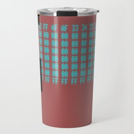 computer world Travel Mug