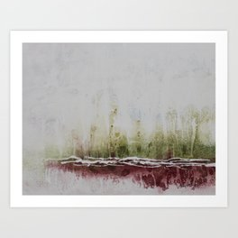 Sun and Spring and Green Forever Art Print