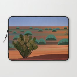 Twilight in the Desert Laptop Sleeve