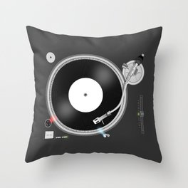 Ready to play! Throw Pillow