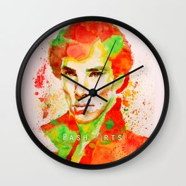 Sherlock - The Game Is Never Over Wall Clock