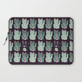 Katsumi: beckoning cat Laptop Sleeve