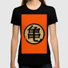 Goku Kame kanji Dragon Vegeta T-shirt