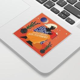 Consciousness Sticker