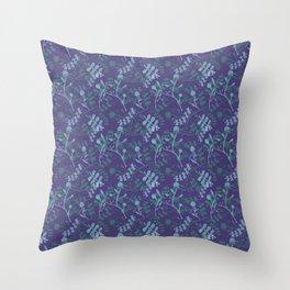 Tulle II + Throw Pillow