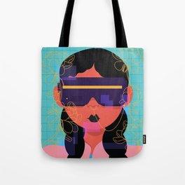 Drifting Tote Bag