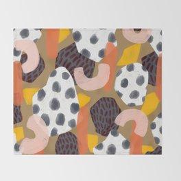 Fondu Throw Blanket