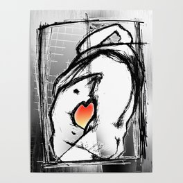 Common Heart Poster
