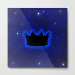 King of the night Metal Print