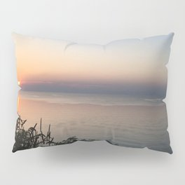 Sunset on the Lake Pillow Sham