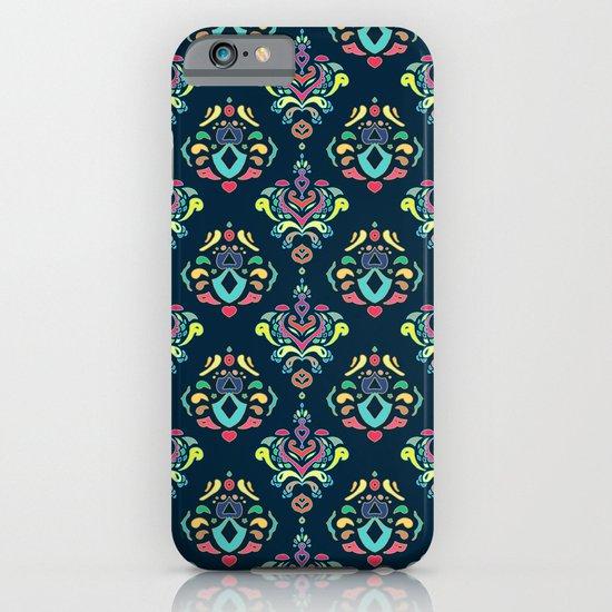 Doodle Damask  iPhone & iPod Case