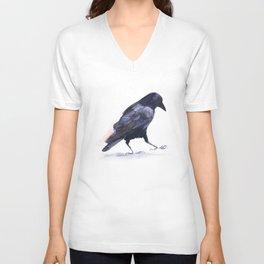Crow #2 Unisex V-Neck