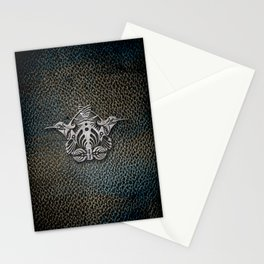 Bassnectar Family Crest (Metal) Stationery Cards