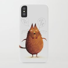 Mr. Nice Guy Slim Case iPhone X