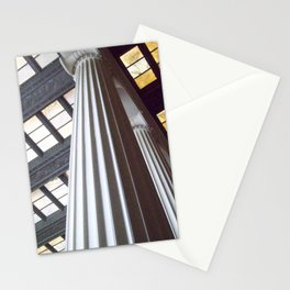 Lincoln Memorial Columns Stationery Cards