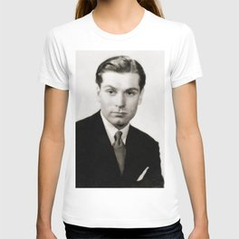 Laurence Olivier, Vintage Actor T-shirt