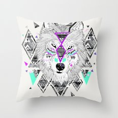 HONIAHAKA by Kyle Naylor and Kris Tate Throw Pillow