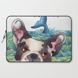 Bubba Heard a Whale Laptop Sleeve