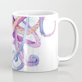 Octopus II Coffee Mug