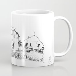 Amarcord Landscape Coffee Mug
