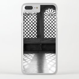 Art of light Clear iPhone Case