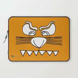 Tiger Eyes Laptop Sleeve