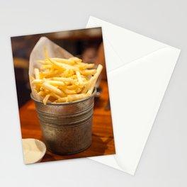 Golden Crisps Stationery Cards